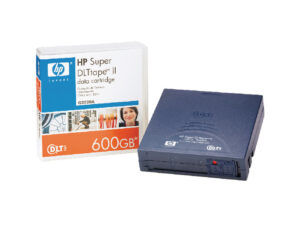 HP Super DLT II 600 GB-os adatkazetta (Eredeti)