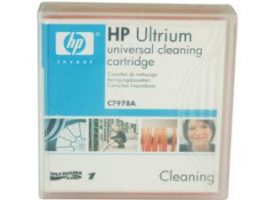 HP Ultrium Universal Cleaning Cartridge (általános tisztítókazetta) (Eredeti)