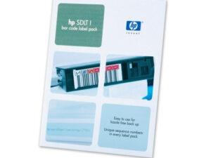 HP SDLT vonalkód címkék (100-as csomag) (Eredeti)