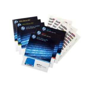 HP LTO5 Ultrium RW Automation Bar Code Labels (110 pack)(Eredeti)