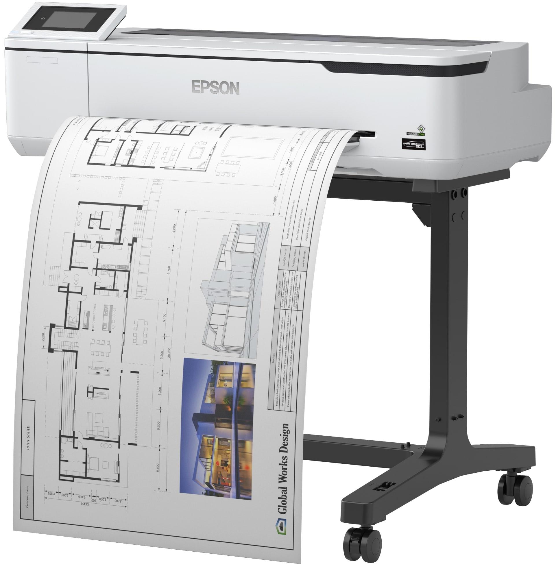 Nagyformátumú CAD nyomtatók