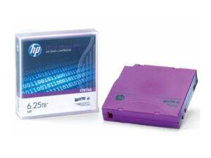 HP LTO-6 Ultrium 6.25 TB MP RW Non Custom Labeled Data Cartridge (20 pk) (Eredeti)