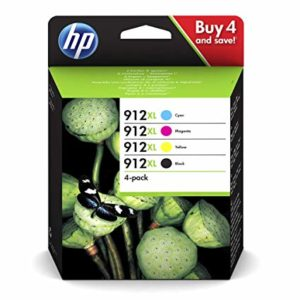 HP 3YP34AE Patron C/M/Y/Bk 4Pack No.912XL(Eredeti)