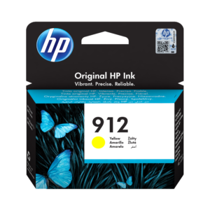 HP 3YL79AE PATRON YELLOW NO.912 (EREDETI)