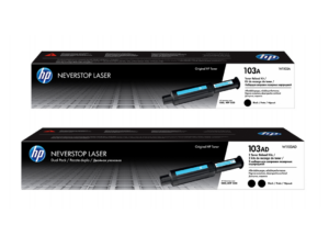 HP W1103AD NEVERSTOP TONER RELOAD KIT 2PACK