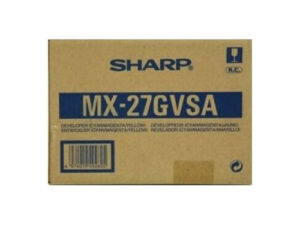 SHARP MX27GVSA YELLOW developer ( For use )
