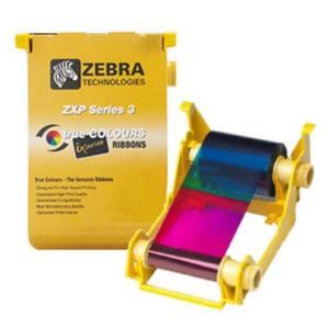 Zebra ZXP-3 festékszalagYMCKO