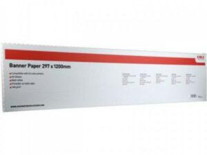 Oki Banner Papír 297 x 1200 *