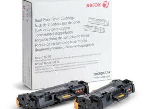Xerox B205,B210,B215 toner 2x3K (Eredeti)