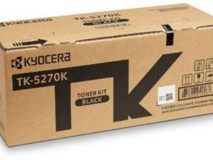 Kyocera TK-5270 Toner Black (Eredeti)