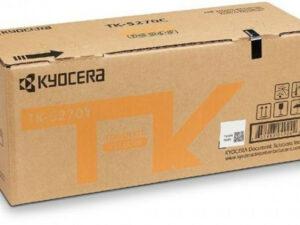 Kyocera TK-5270 Toner Yellow (Eredeti)