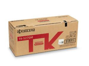 Kyocera TK-5270 Toner Magenta (Eredeti)