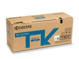 Kyocera TK-5270 Toner Cyan (Eredeti)