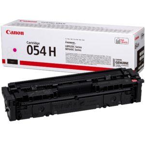 Canon CRG054H Toner Magenta 2,3K (EREDETI)