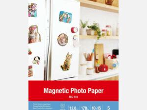 Canon 10x15 MG101 5 ív 670g mágneses fotópapír