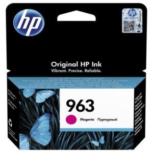HP 3JA24AE Patron Magenta No.963 (Eredeti)