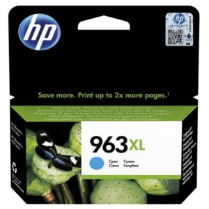 HP 3JA27AE Patron Cyan No.963XL (Eredeti)