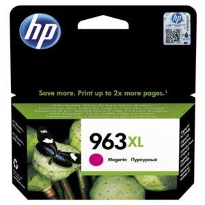 HP 3JA28AE Patron Magenta No.963XL (Eredeti)