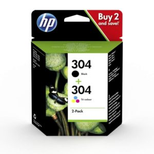 HP 3JB05AE Patron Multipack No.304 (Eredeti)