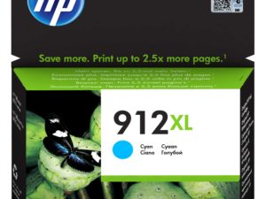 HP 3YL81AE Patron Cyan No.912XL (Eredeti)