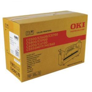 Oki C5600,5900,MC560 fuser unit  * (Eredeti)