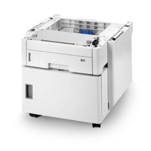 OKI Opció MC861 2. Papírtálca+Magas Gépszekrény (530 lap)
