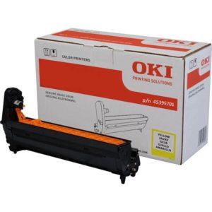 Oki MC760,770,780 Drum Yellow 30K (Eredeti)