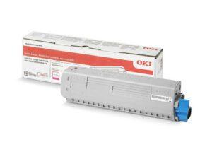 Oki C834/C844 Toner Magenta 10K (Eredeti)