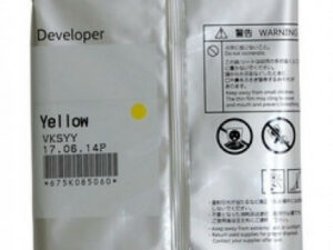 XE 675K67550 Developer Y WC7425