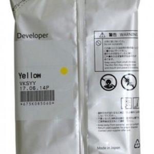 XE 675K67550 Developer Y WC7425