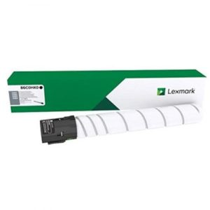 Lexmark CX92xBlack High Yield Toner Cartridge 34K (Eredeti) 86C0HK0