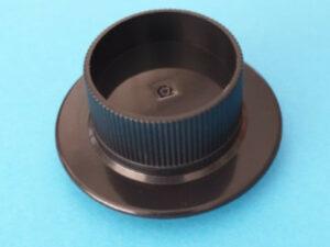 Üres toner fekete műanyag kupak CT Afi2015