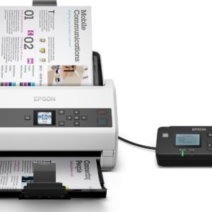 Epson Workforce DS870N A/4 Szkenner