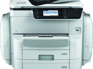 Epson WF-C869RDTWF RIPS A3+Mfp