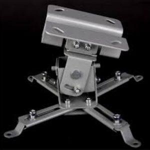 Funscreen univerzális mennyezeti konzol 130mm ezüst
