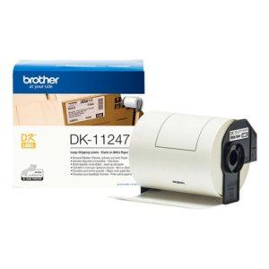 Brother DK11247 etikett (Eredeti)