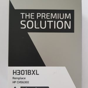 HP CH561EE/CH563EE Black No.301XL (For Use) PREMIUM