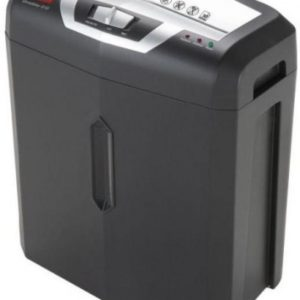 HSM Shredstar S10 6,0 iratmegsemmisítő fekete