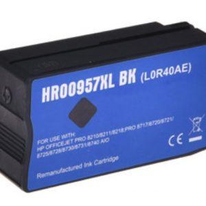 HP L0R40AE Patron Black No.957XL KTN ( For use )