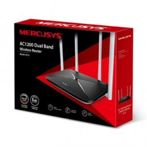 MERCUSYS Router MAC12