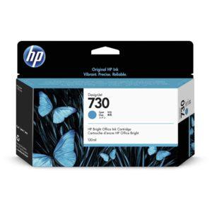 HP P2V62A Patron Cyan No.730 (Eredeti)