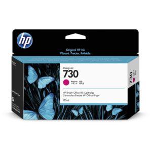 HP P2V63A Patron Magenta No.730 (Eredeti)