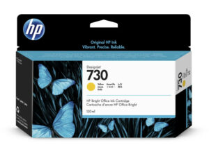 HP P2V64A Patron Yellow No.730 (Eredeti)