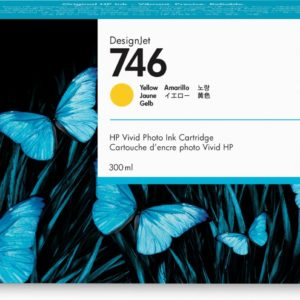 HP P2V79A Patron Yellow No.746 (Eredeti)