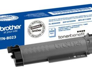 Brother TNB023 toner (Eredeti)