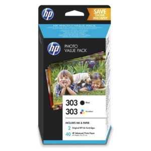 HP Z4B62EE Pat Multipack+papír No.303(Eredeti)