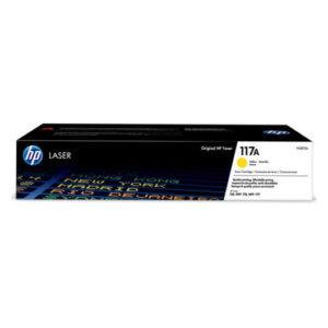 HP W2072A Toner Yellow 0,7k No.117A (Eredeti)