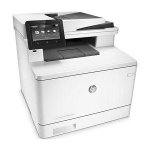 HP Color LaserJet Pro MFP M477fnw (nyomtat, másol, beolvas, fax)