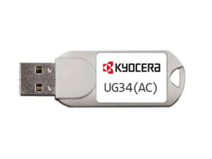 Kyocera UG-34 (AC) Line printer emulation