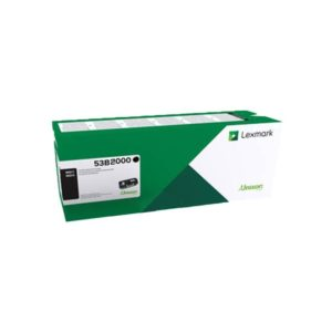 Lexmark MS817, 818 Lexmark Return Programme Toner Cartridge 11K (Eredeti) 53B2000